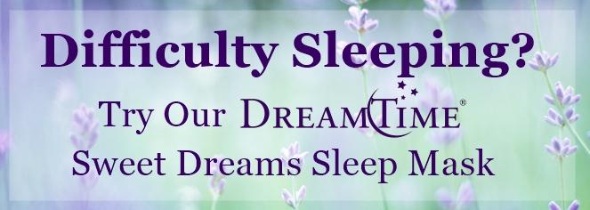 Product Spotlight: Sweet Dreams Sleep Mask