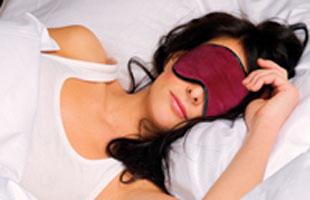 DreamTime Sweet Dreams Sleep Mask