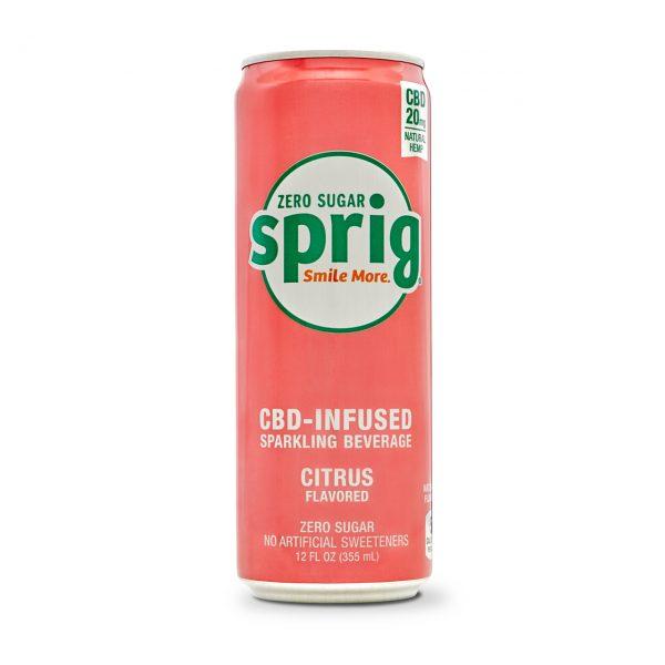 Sprig Citrus Zero Sugar