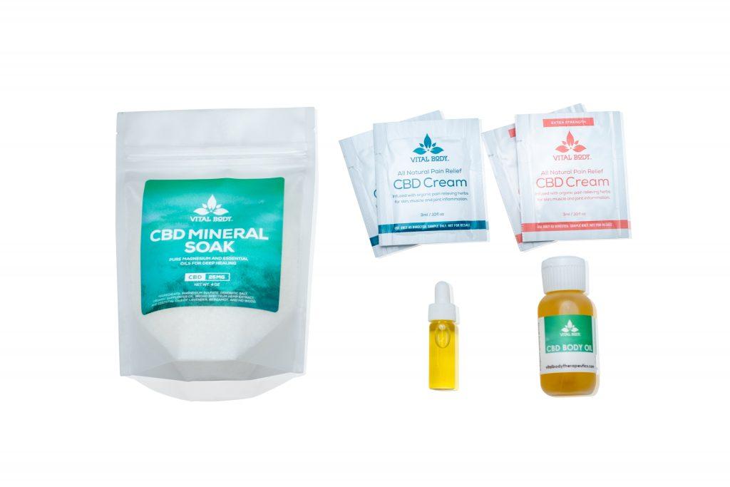 Vital Body Therapeutics Products