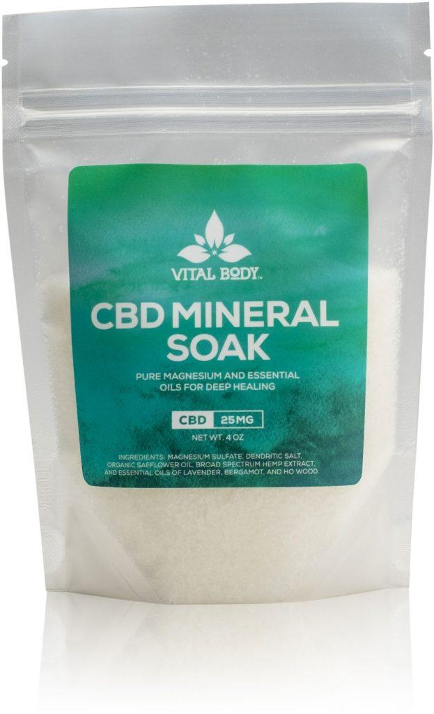 CBD Mineral Soak