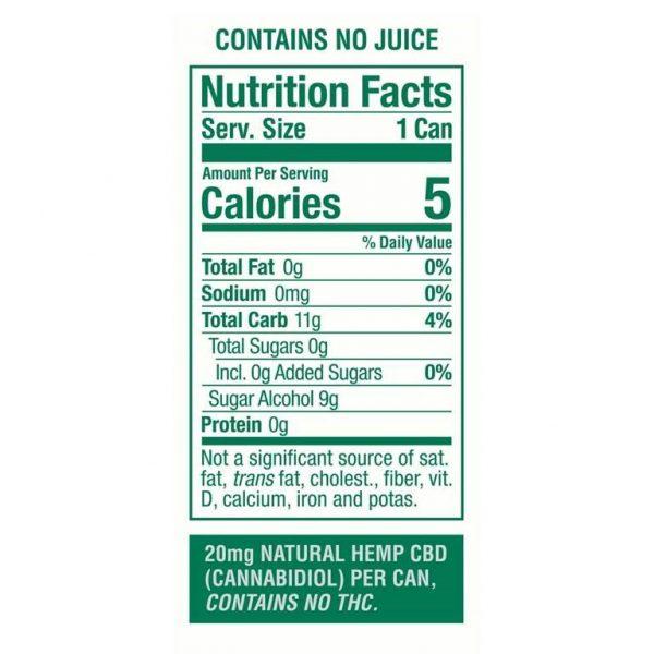 Sprig Melon Zero Sugar