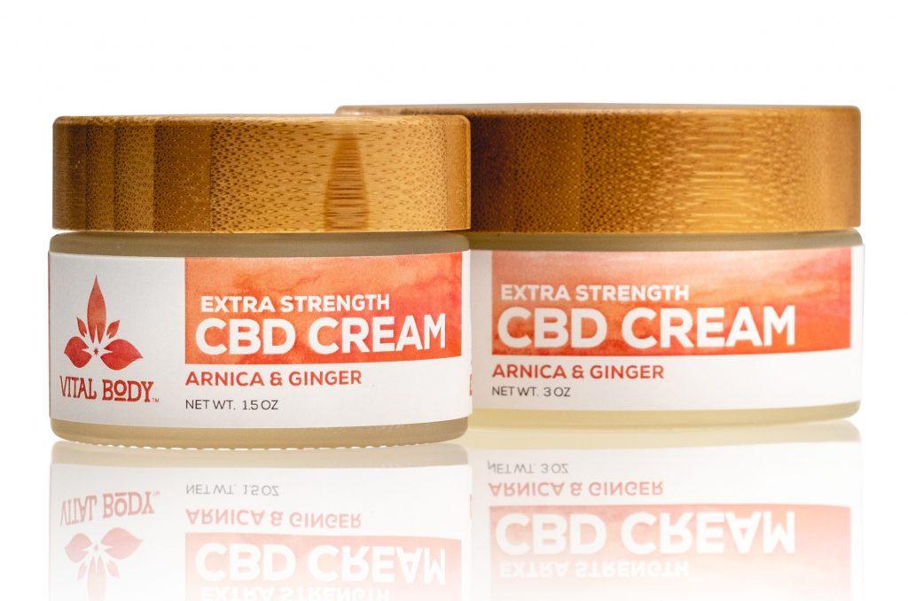 CBD Extra Strength Pain Relief Cream