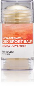 Extra Strength CBD Sports Balm